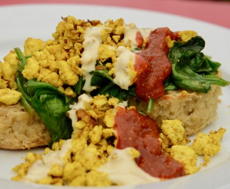 Seriously Good Scrambled Tofu