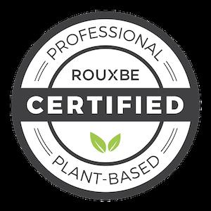 Rouxbe Plant-Based Professional Badge