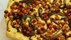 Cashew and Carrot Greens Pesto
