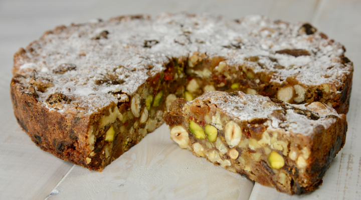 Plant-Based Panforte